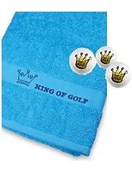 Golf Geschenkset KING OF GOLF mehrteilig