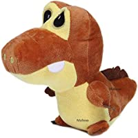 Ultra Soft Toys for Dogs to Play Set of 1 Stuffed Toys for Cats and Dogs Multi-Color 18CM pet Plush Toys for Dogs and…
