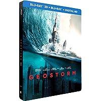 Geostorm - Édition Limitée SteelBook - Blu-ray 3D
