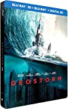 Geostorm - Édition Limitée SteelBook - Blu-ray 3D [Combo Blu-ray...
