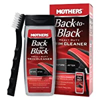 Mothers Back to Black Heavy Duty Trim Cleaner Kit 6141