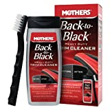 Best Mothers Car Care Products - Mothers 06141-6-6PK Back-to-Black Heavy Duty Trim Cleaner Kit Review