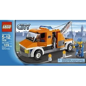 LEGO City Tow Truck (7638): Amazon.co.uk: Toys & Games