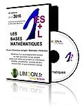 Les bases mathématiques en 1e ES L : Soutien scolaire en vidéos - Maths 1e ES et L...