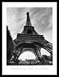 Henri Silberman La Tour Eifel Paris Poster Kunstdruck mit