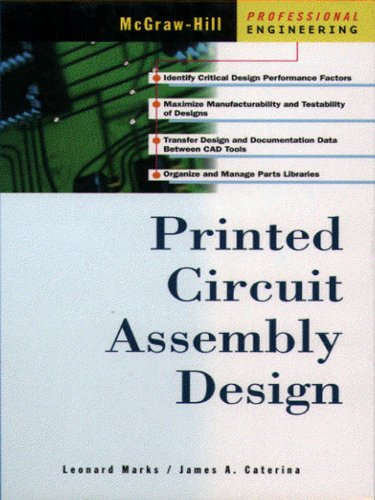 Pca Assembly (Printed Circuit Assembly Design (Professional Engineering) (English Edition))