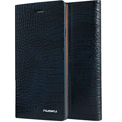 wowaswill Luxus Krokodilleder Magnet Case für iPhone 7 4,7
