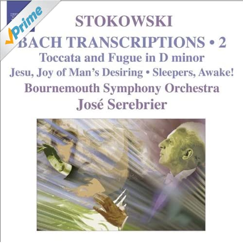 Mein Jesu! was vor Seelenweh, BWV 487 (arr. by L. Stokowski): Mein Jesu! was vor Seelenweh, BWV 487 (arr. by L. Stokowski for orchestra)