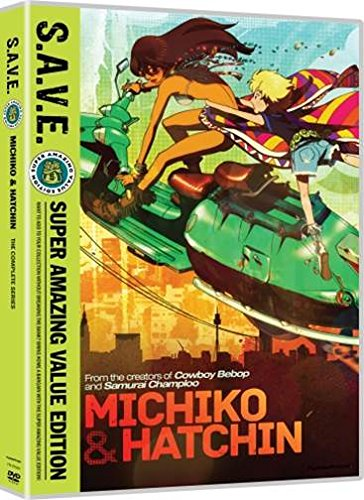 Michiko & Hatchin - Complete Series - S.A.V.E. [USA] [DVD]