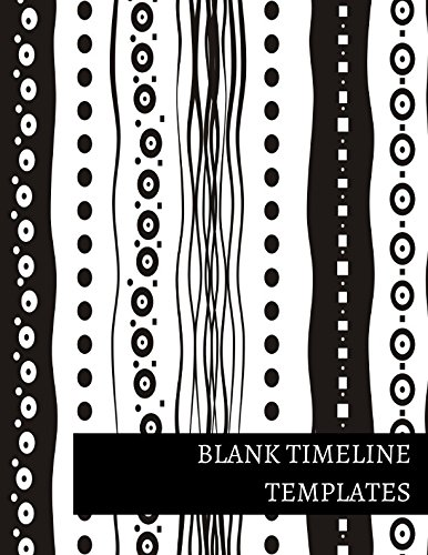 Blank Timeline Templates