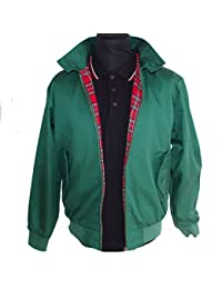 Warrior Original Clothing Harrington Jacket Green