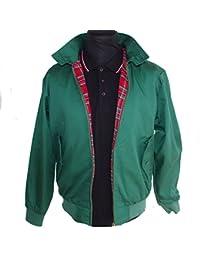 Warrior Original Clothing Harrington Jacket Green