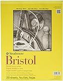 Strathmore 200Series Bristol Zeichenpapier, 11-inchx14-inch, 20Blatt