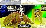 Dewback with Sandtrooper - Star Wars