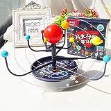 Kinder Spielzeug-pädagogischen, DIY acht Planeten des Sonnensystem-Modell-zusammenbauenden Spiels für Kinder