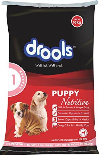 Drools Puppy Starter Dog Food, 10kg