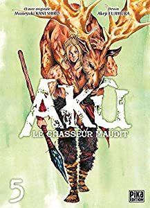 Akû, le chasseur maudit Edition simple Tome 5