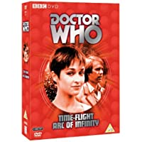 Doctor Who - Time-Flight [1982] / Arc of Infinity