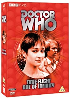Doctor Who: Time-Flight/ Arc of Infinity [DVD] (B000R20VKA) | Amazon price tracker / tracking, Amazon price history charts, Amazon price watches, Amazon price drop alerts