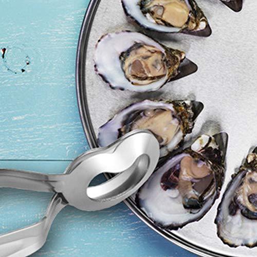 Vassoio per frutti di mare inox-garinox 42 Lacor 14042