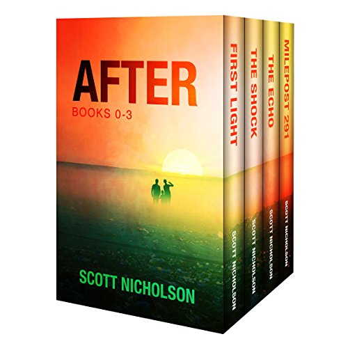 The After Series Box Set (Books 0-3) by Scott Nicholson
