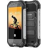 """Blackview BV6000 -Móvles Chinos España -Smartphone libre Android (pantalla 4.7"""", cámara 13 Mp, 32 GB, Octa-core 2.0 GHz, 3 GB RAM) (Negro)"""
