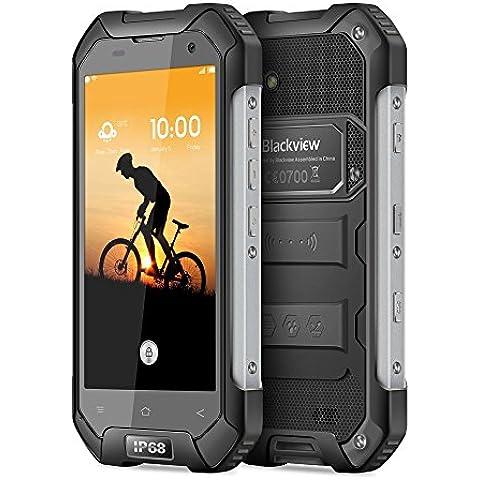 Blackview BV6000 -Móvles Chinos España -Smartphone libre Android (pantalla 4.7