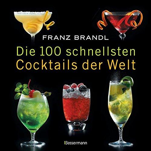 Die 100 schnellsten Cocktails der Welt: Die besten Mixrezepte mit wenig Zutaten