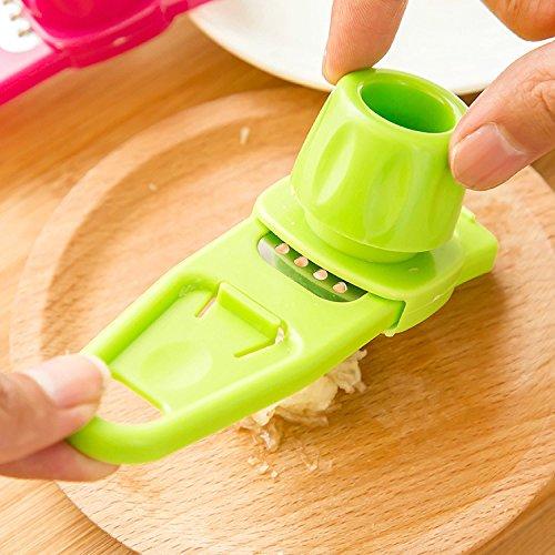 Ingwer Knoblauch Und Ingwer Siqi Schleifen Moqi Kreative Küche Bietet Schutz Druck Mit Den Fingern Kartoffelbrei Knoblauch (Ingwer Pinsel)
