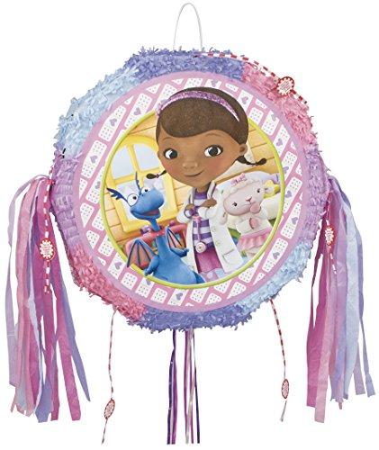 Disney Doc Mcstuffins Pinata, Pull String