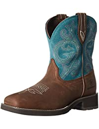 Ariat Women's Shasta H2o Work Boot Baked Brown 6 B(M) US