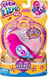 Little Live Pets 28392 Lockie Love Talking Bird Toy