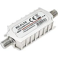 BEMATIK.COM BeMatik - Filtro de antena TV DVBT TDT para telefonía móvil LTE GSM 4G