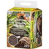 Floragard Schildkröten- und Terrariensubstrat 20 L, Schildkrötenerde