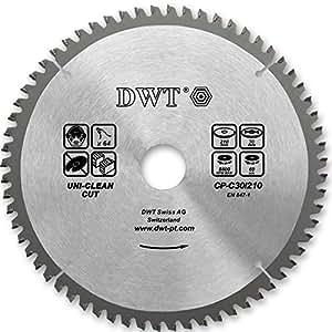 DWT Kreissägeblatt Ø 210 x 30 mm mit 64 Zähne für Kreissäge - CP-C30/210