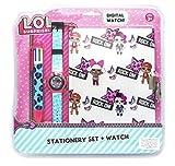 L.O.L. Surprise Reloj Niñas de Digital con Correa en Plástico 22020