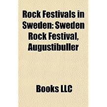 Rock Festivals in Sweden