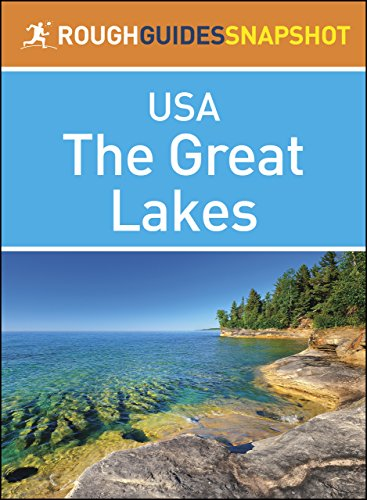 The Great Lakes (Rough Guides Snapshot USA)