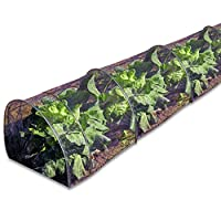 Simply Direct Net grow tunnel c305cm x 47cm x 47cm - complete with pegs - Multi buy bundle deals available (1)