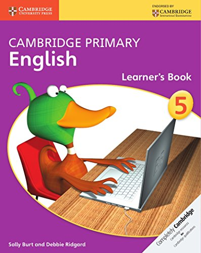 Cambridge Primary English. Learner's Book Stage 5