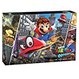 USAopoly Super Mario Odyssey Puzzle Snapshots Puzzles