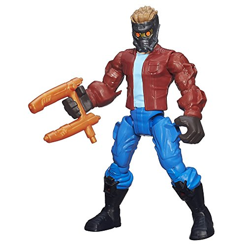 Marvel Super Hero Mashers Star-Lord Action Figure