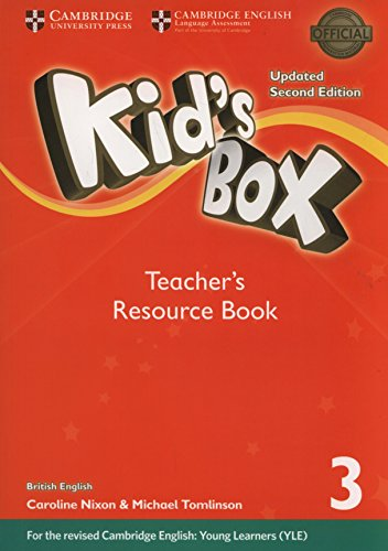 Kid's Box Updated. Level 3: Teacher's Resource Book por Kathryn Escribano