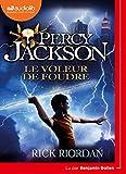 Percy Jackson 1 - Le Voleur de foudre: Livre audio 1 CD MP3
