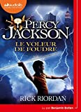 Percy Jackson. 1, Le voleur de foudre / Rick Riordan  | Riordan, Rick