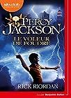 Percy Jackson 1 - Livre audio 1 CD MP3
