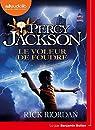 Percy Jackson 1 - Le Voleur de foudre: Livre audio 1 CD MP3 par Riordan