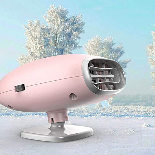 CICL Riscaldamento Auto 12V Sbrinatore Auto 12V 150W 2 in 1 Riscaldatore per Auto Demister Sbrinatore Ventilatore Veicolo Riscaldamento Automatico Demiste