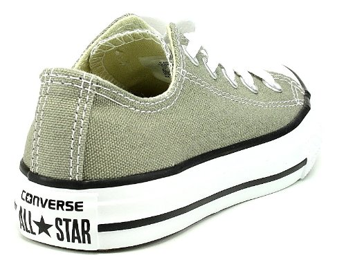 Converse , Baskets pour fille - Old Silver