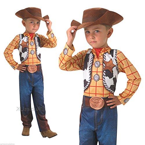 Generique - Klassisches Woody-Kostüm für (Buzz Lightyear Und Woody Kostüm)